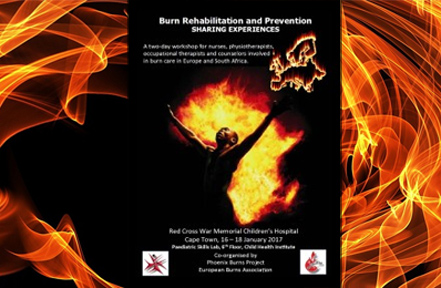 Burn Rehabilitation and Prevention – Sharing Experiences