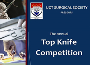 UCT Surgical Society Top Knife Competition