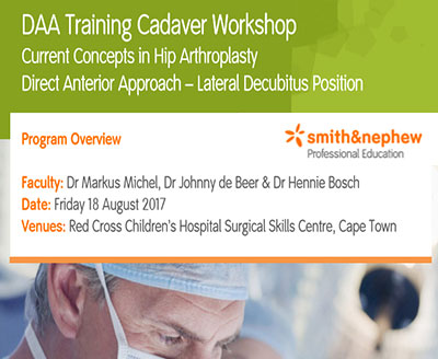 Smith & Nephew DAA Course