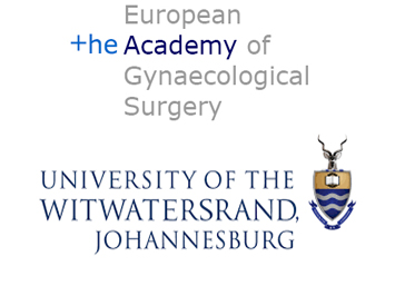 GESEA WITS Department of Gynaecology CERT1 Practical Courses – Wednesday 9th August OR Thursday 10th August