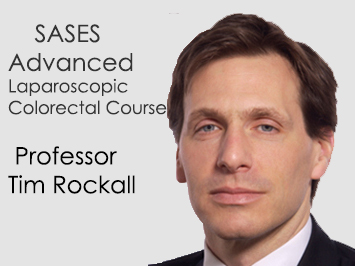 SASES Advanced Laparoscopic Colorectal Course – Professor Tim Rockall